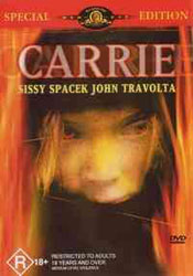Carrie Video Cover 1