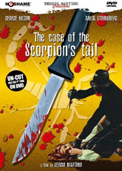 The Case Of The Scorpion's Tail Video Cover 1