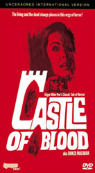 Castle Of Blood Video Cover