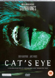 Cat's Eye Video Cover 2