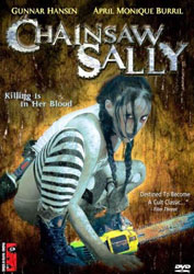 Chainsaw Sally Video Cover