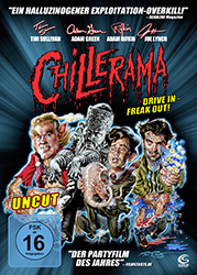Chillerama Video Cover 2