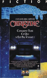 Christine Video Cover 4