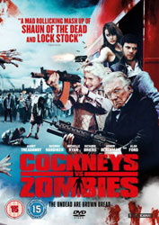Cockneys vs Zombies Video Cover