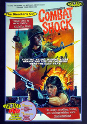 Combat Shock Video Cover 1