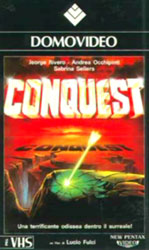 Conquest Video Cover 3