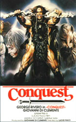 Conquest Video Cover 4