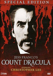 Count Dracula Video Cover 1