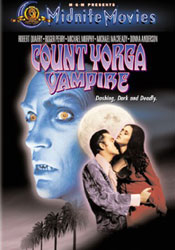 Count Yorga, Vampire Video Cover