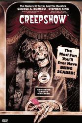Creepshow Video Cover