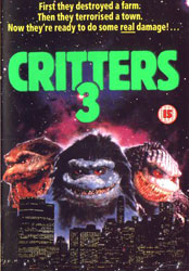 Critters 3 Video Cover 2