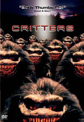 Critters Video Cover