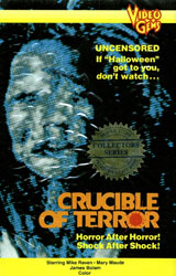 Crucible of Terror Video Cover 3