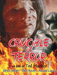 Crucible of Terror Video Cover 7