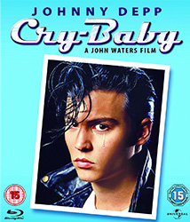 Cry-Baby Video Cover 2