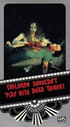 Children Shouldn't Play With Dead Things Video Cover 4
