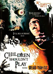 Children Shouldn't Play With Dead Things Video Cover 6