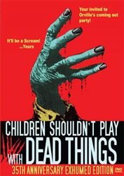 Children Shouldn't Play With Dead Things Video Cover 7