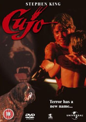 Cujo Video Cover 1