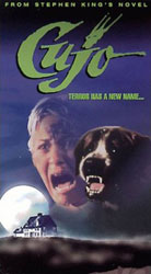 Cujo Video Cover 2