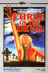 Curse Of The Devil Video Cover 4