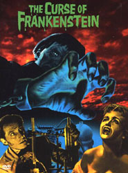 The Curse Of Frankenstein Video Cover 1