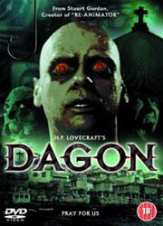 Dagon Video Cover 2