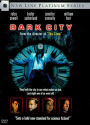 Dark City Video Cover 1