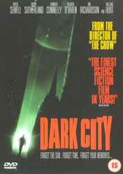 Dark City Video Cover 2
