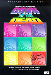 Dawn Of The Dead Video Cover 2