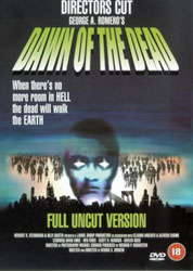 Dawn Of The Dead Video Cover 3