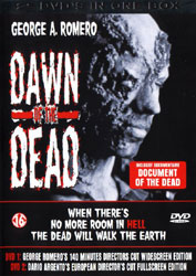 Dawn Of The Dead Video Cover 4
