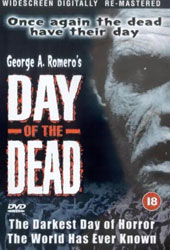 Day Of The Dead Video Cover 4