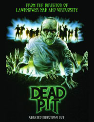 The Dead Pit Video Cover 1