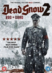 Dead Snow 2 Video Cover