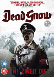 Dead Snow Video Cover 2