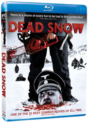Dead Snow Video Cover 4