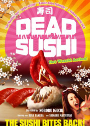Dead Sushi Video Cover 4
