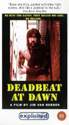 Deadbeat at DawnVideo Cover 4