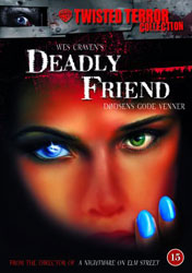 Deadly Friend Video Cover 1