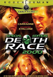 Death Race 2000 Video Cover 1