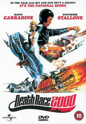 Death Race 2000 Video Cover 2