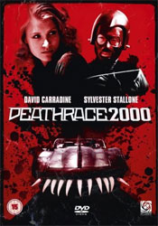 Death Race 2000 Video Cover 4