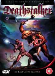 Deathstalker Video Cover