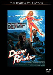 Demon of Paradise Video Cover 1