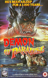 Demon of Paradise Video Cover 2