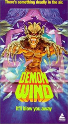 Demon Wind Video Cover 2