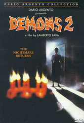 Demons 2 Video Cover 1