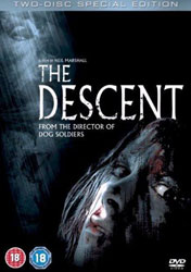 The Descent Video Cover