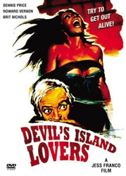 Devil's Island Lovers Video Cover
